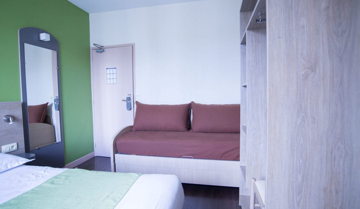 Chambres Standard – 55€*