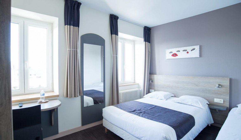 Chambre Triple Supérieure – 72€*